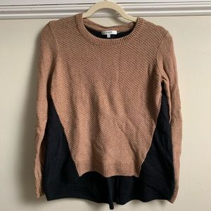 Madewell Sweater with Zipper